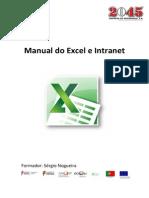 Manual Do Excel e Intranet