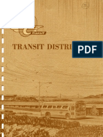AC Transit Transit District Law