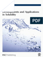 Trevor M. Letcher Developments and Applications in Solubility  2007.pdf