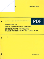 Bgc Ps Inp1 Pressure Transmittors