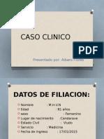 Marcelino Vargas Caso Clinico