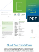 Family Resources Pregnancy Passport