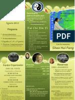 Seminario Tai Chi Poio 2015