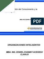 Organizaciones Inteligentes
