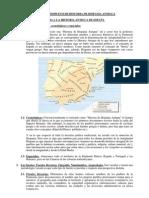 Temario Completo de Historia de Hispania Antigua