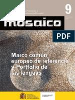 MCER y Portfolio de Las Lenguas - MEC