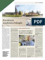 Colegio Internacional Report