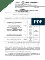 Mba 2015 - 3rd Pcp Circular Seminar and Assigntment Topics (1)