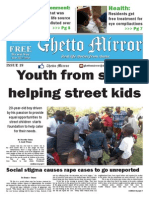 Ghetto Mirror June 2015 Issue
