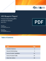 HfS Blueprint Report Finance & Accounting BPO Excerpt for Genpact