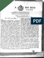 Gazeta RJ 1816 23 de Março