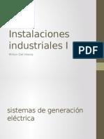 Instalaciones Industriales I Distribucion