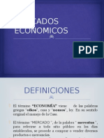 MERCADOS ECONOMICOS