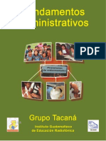 Fundamentos administrativos2