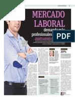 Mercado Labroal Demanda Más Profesionales Técnicos