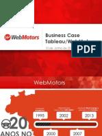 Webinar - Tableau WebMotors