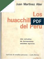 Los Huacchileros Del Perú