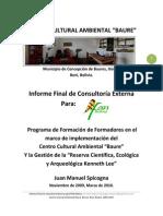 Informe Final Del CCA Mzo 2010
