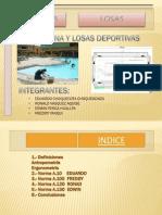 Losas Deportivas y Piscinas Grupo 7