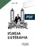 Revista Igreja Luterana 1980 nº 3