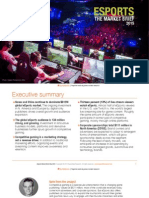 ESports Market Brief 2015 SuperData Research