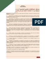 Estatutos de Empresa Bases para formar Sindicato