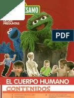 Libro Del Cuerpo Humano - Plaza Sesamo