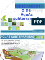 Ppt Modelamiento de Aguas Subterraneas