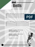 Jingle Bells for Guitar (TAB)