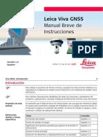 Manual Breve Leica Viva GNSS