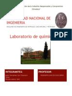 UNIVERSIDAD NACIONAL DE INGENIERIA QUIMICA n-¦7