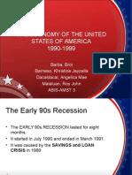 US Economy 90s