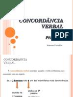 Concordancia Verbal Sujeito Simples e Composto (2)