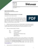Formal Letter for Sponsor (ASTRO)