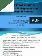 2014 Interesting Cases - SAHIV Pretoria