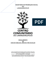 Regulamentos Jardim Infancia 2015-2016
