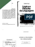 Frege. Logica e Filosofia Da Linguagem. Cultrix, 1978