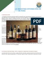 Industria Vitivinicola en El Peru