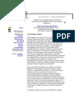Psicología Científica y Pseudopsicologías - Carlos Álvarez