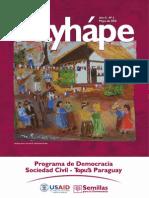 Revista Atyhape - Ano II - N 3 - Mayo de 2012 - Paraguay - PortalGuarani