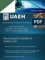 Neuropatía diabética