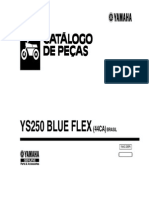 Manual Fazer 250 Blueflex 2014 Limited Edition