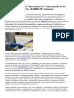 Curso De Tecnico En Tanatoestetica Y Tanatopraxia En La Coruna (A Coruna) Por CESFOREM Formacion