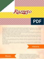 Empresa Razzeto 2015