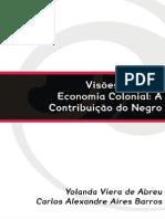 Visões Sobre a Economia Colonial