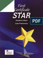 First Certificate Star SB