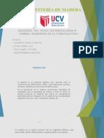 Diapositivas Madera
