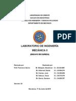 Ensayo de Dureza - Informe
