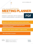 International Meetings Review Media Kit 2015