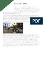 Grand Theft Auto Retrospective - GTA 1